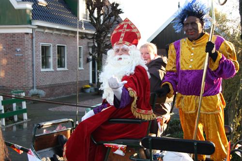 Sinterklaas sint hippe piet