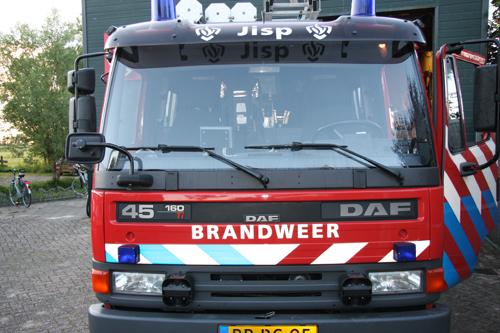 Brandweerauto Jispv