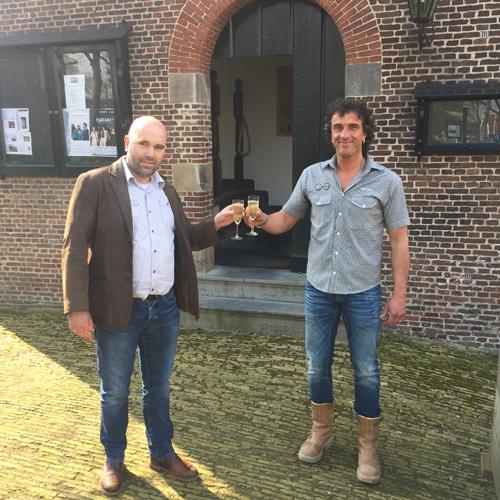 Jos Wezel Engel Liefting toast v
