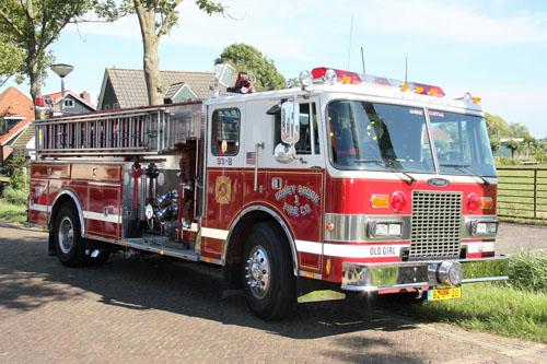 brandweerauto Ernst