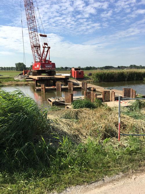 Noodbrug Jisperdijk