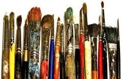 Schilderworkshop 'Kleurrijk acryl'