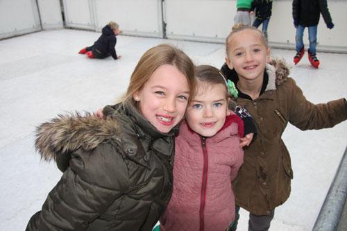 schaatsen T Korver 2 v