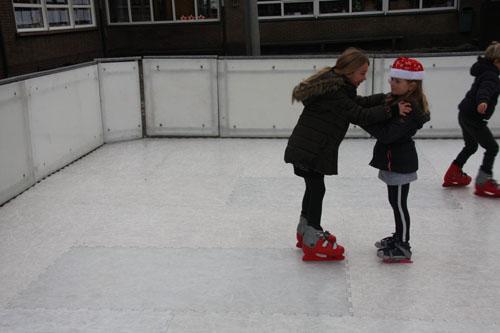 schaatsen T Korver 4 v