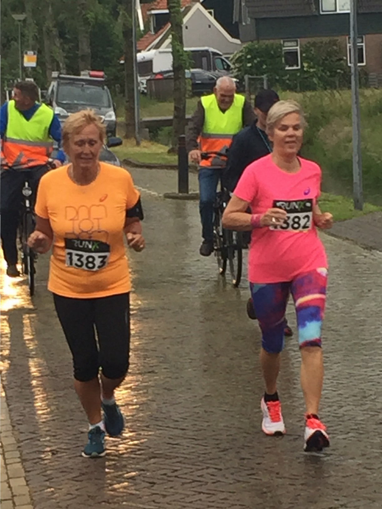 Luilakpolderloop 20 dames 2019