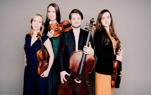 Dudok Quartet Photo: Marco Borggreve