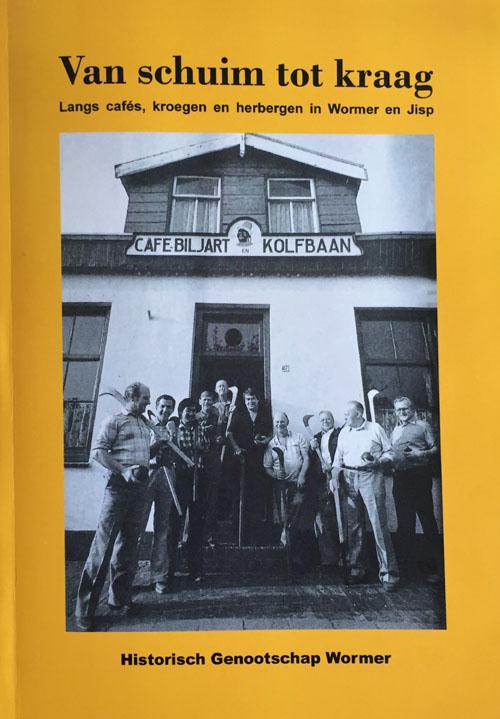 Cafe boek HGW v