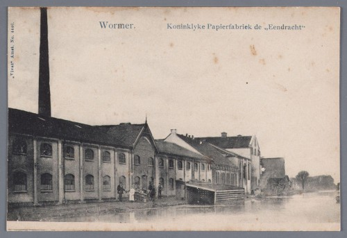 Papierfabriek Van Gelder Coll. Waterlands Archief (002)