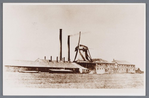 Papiermolen de Eendragt Coll. Waterlands Archief (002)