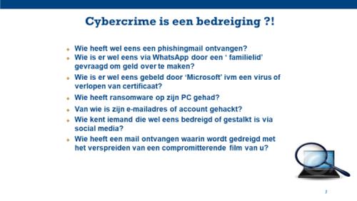 Afbeelding cybercrime