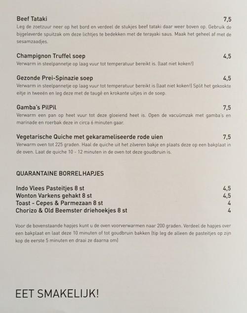 Nieuw menu Lepelaar.2