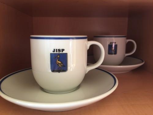 Gelukkig weer een koffierondje in Jisp.